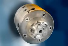 Bolt Chuck SBF - For sensitive workpieces in large series.