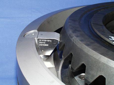 5-Backen mechanisches Schrägbolzenfutter, Ø 630 mm