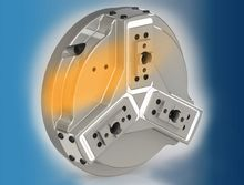 Collet Bar Chucks: for placing long workpieces deep and safely in the chuck.