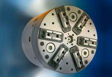 Keilstangenfutter KAF - Radial spannend für große Spannbereiche.